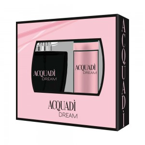 ACQUADI DREAM ΓΥΝΑΙΚΕΙΟ ΣΕΤ EDT SPRAY 100 ML +  DEO SPRAY 150 ML - 2020