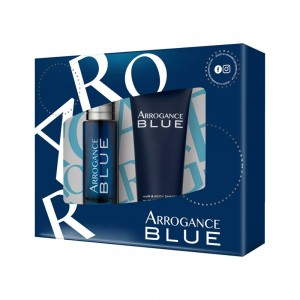 ARROGANCE BLUE ΑΝΔΡΙΚΟ ΣΕΤ EDT 30ML + H&B SHAMPOO 100ML  - 2020