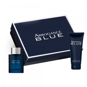 ARROGANCE BLUE ΑΝΔΡΙΚΟ ΣΕΤ EDT 50ML + H&B SHAMPOO 100ML  - 2020