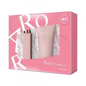 ARROGANCE FEMME ΣΕΤ EDT SPRAY 30ML + BODY LOTION 100ML - 2020