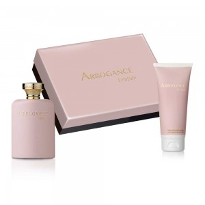 ARROGANCE FEMME ΣΕΤ EDT SPRAY 50ML + BODY LOTION 100ML - 2020