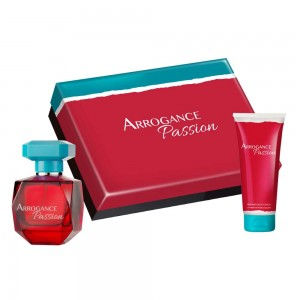 ARROGANCE PASSION ΣΕΤ ΓΥΝΑΙΚΕΙΟ EDT SPRAY 50ML + BODY LOTION 100ML - 2020