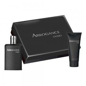 ARROGANCE UOMO ΑΝΔΡΙΚΟ ΣΕΤ EDT SPRAY 50ML + H&B SHAMPOO 100ML - 2020