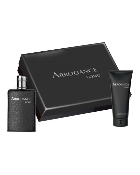 ARROGANCE UOMO ΑΝΔΡΙΚΟ ΣΕΤ EDT SPRAY 50ML+ H&B SHAMPOO 100ML