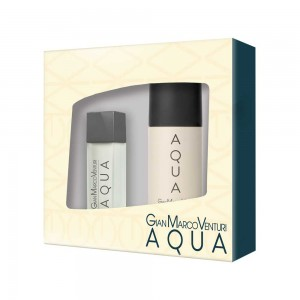 GMV AQUA ΑΝΔΡΙΚΟ ΣΕΤ EDT 30ML + DEO SPRAY 150ML - 2020