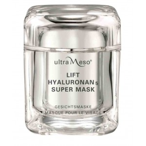 BINELLA  UM LIFT HYALURAN5 SUPER MASK / ΜΑΣΚΑ ΕΝΥΔΑΤΩΣΗΣ 50 ml