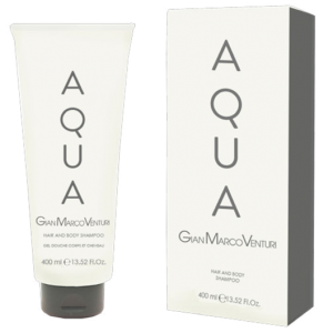 GMV AQUA HAIR & BODY SHAMPOO 400ml