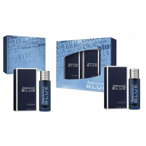 ARROGANCE BLUE ΣΕΤ EDT 30ML + AFTER SHAVE 30ML
