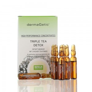 BINELLA DG AMP TRIPLE TEA DETOX 7x2ml