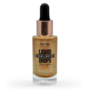 "LIQUID HIGHLIGHTER DROPS ΓΙΑ ΛΑΜΨΗ ""BRONZE GLOW"" 15ML"