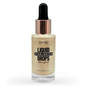 "LIQUID HIGHLIGHTER DROPS ΓΙΑ ΛΑΜΨΗ ""MOONDUST"" 15ML"
