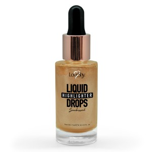 "LIQUID HIGHLIGHTER DROPS ΓΙΑ ΛΑΜΨΗ ""SUNKISSED"" 15ML"