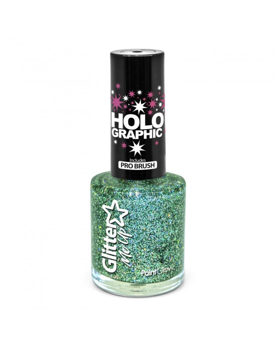 HOLOGRAPHIC GLITTER ME UP ΒΕΡΝΙΚΙ 10ML