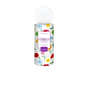 FRUITS ATTRACTION ΝΕΑΝΙΚΟ ΑΡΩΜΑ VERBENA FLOWERS EDT 100ML