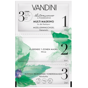 VANDINI MULTI MASKING 3-Step Mask 12ML